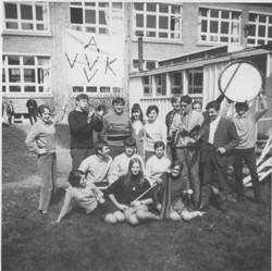 Promo 68 Hoesjesdag Spandoek AVVVVK NGroep cc (Large)