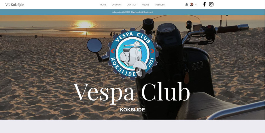 Vespa Club Koksijde