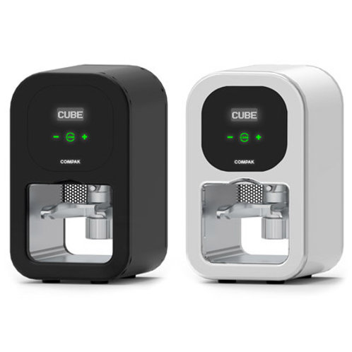 CUBE TAMP - THE AUTOMATIC COFFEE TAMPER