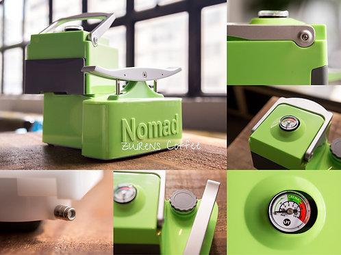 Nomad - The Go everyway Espresso Machine