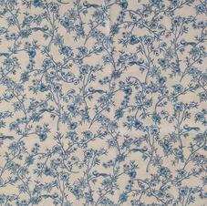 Tissu Fleur bleutée - 100% coton OekoTex.jpg
