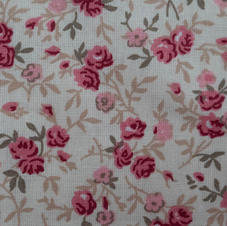 Tissu Fleur Rose - 100% coton OekoTex.jpg