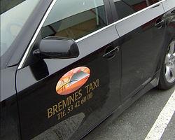 bremnes taxi