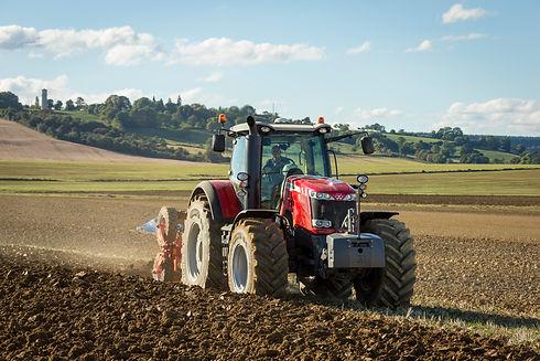 Michelin traktordekk