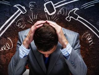 Quatro sinais de estresse que não devem ser ignorados