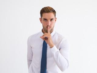 Cinco coisas que não se deve falar no ambiente de trabalho