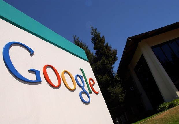 Sede do Google em Mountain View, na Califórnia, EUA (Foto: David Paul Morris/Getty Images)