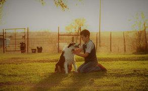 Sadie & my son Caleb