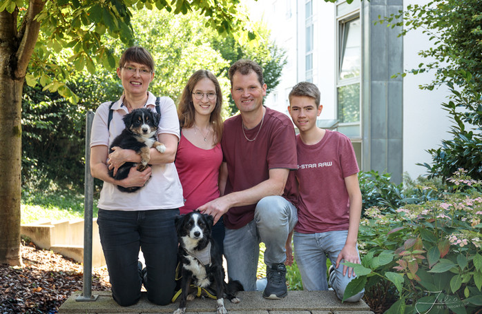 Pearl & ihre Familie