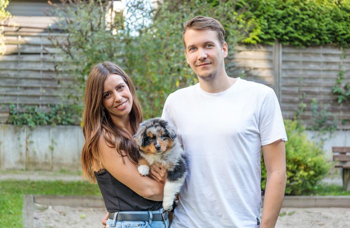 Chase & seine Familie