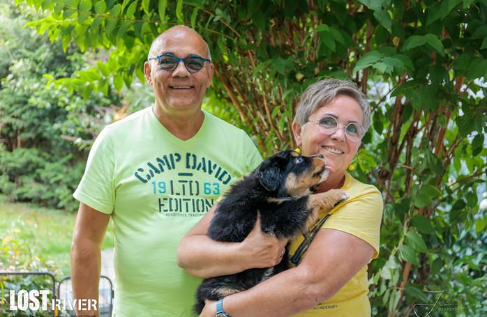 Bennett & seine Familie