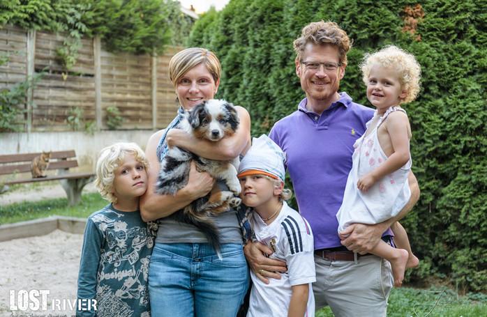 Bellamy & seine Familie