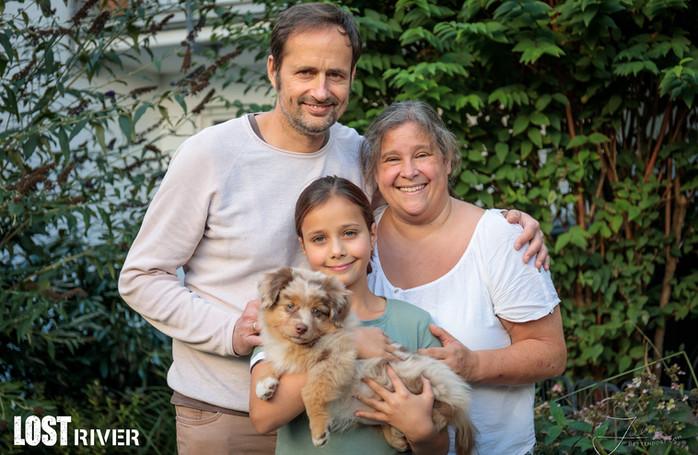 Nia & ihre Familie