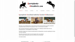 Sportpferde Hirschbolz