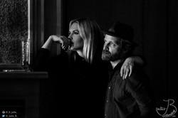 Briana Buckmaster & Rob Benedict