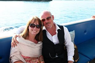 Paula and Darren - Owners