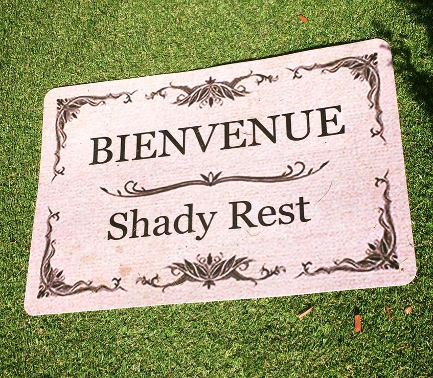 shady rest mat
