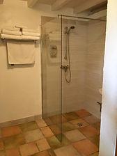 Marcadis gite wet-room