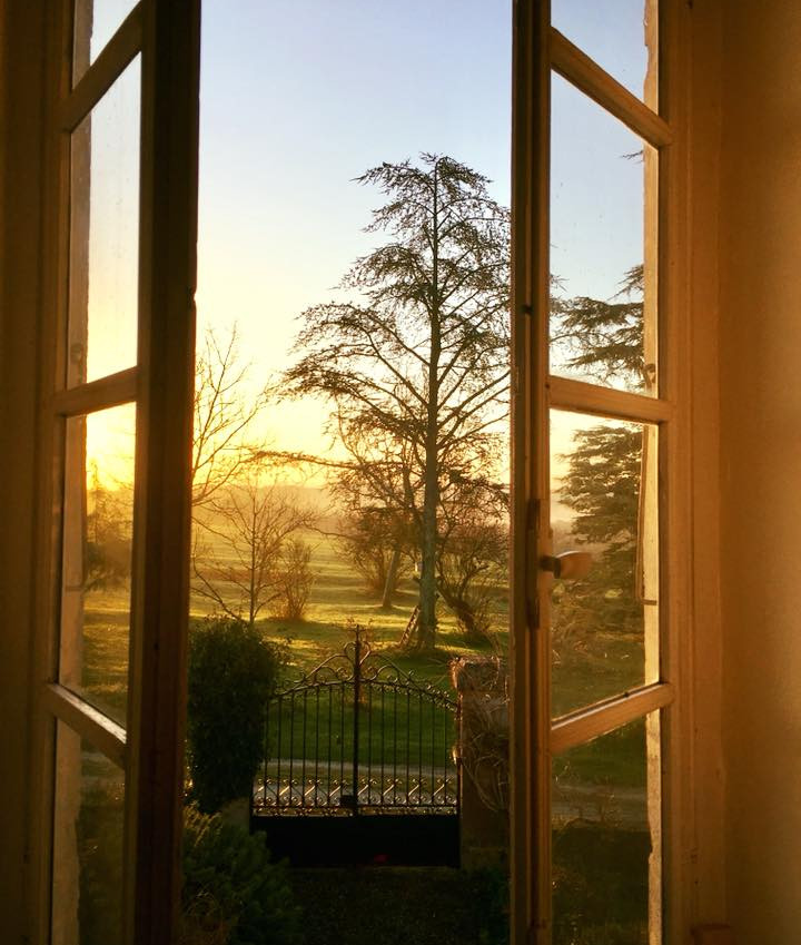View from the main window