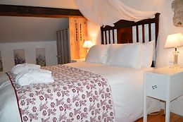 Marcadis Gite bedroom