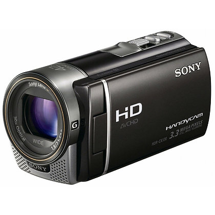 SONY HDR CX-130