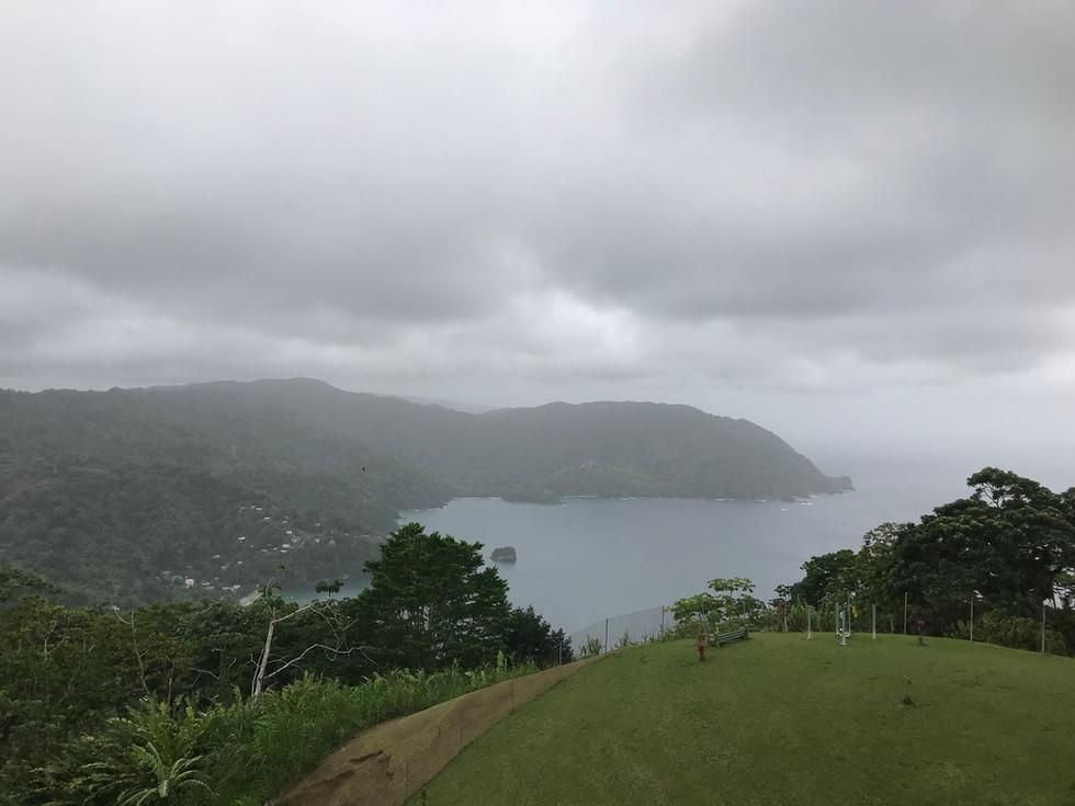 Speyside, Tobago - A remote diver's paradise