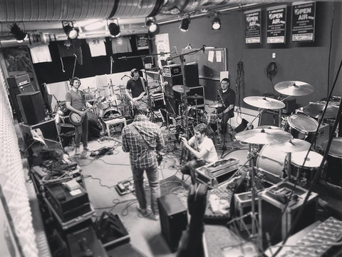 Proberaum-Recording