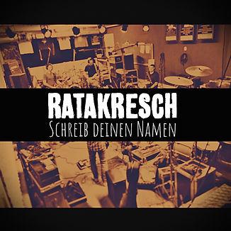 Ratakresch - Schreib deinen Namen - prov