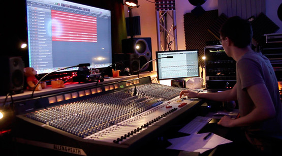 Drumrecording mit analogen Equipment