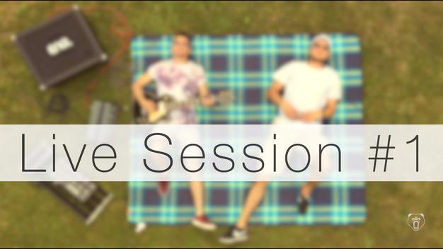 Live Session im Garten