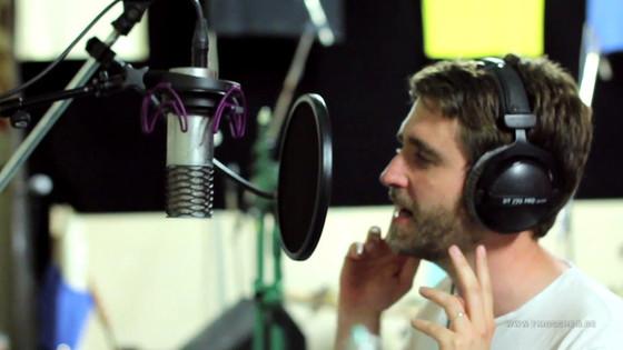 Profi-Recording im Proberaum!