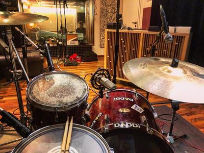 Drums again!