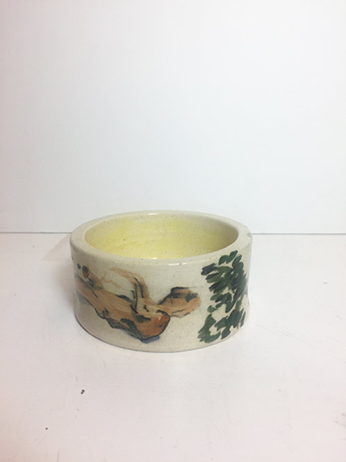 Small Mandrake Bowl/Planter