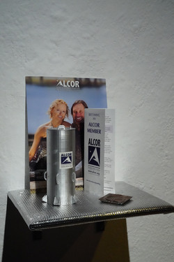 Detail of Alcor Materials