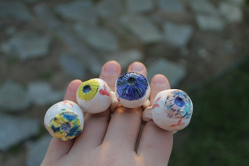 Eyeball Rings Assorted