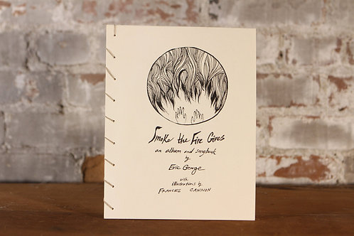 Smoke The Fire Gives Art Book