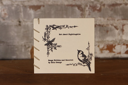 Not About Nightingales Lyric/CD Book