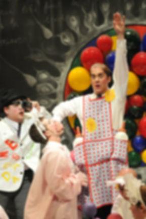 Les Mamelles de Tiresias - Act II Scene