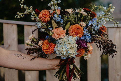Large Handheld Bouquet