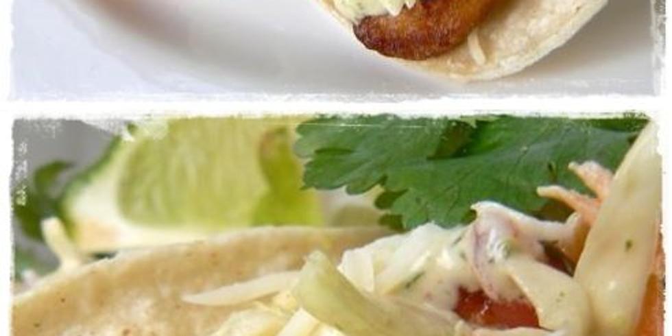 Kitchen Confidence: Fish Tacos