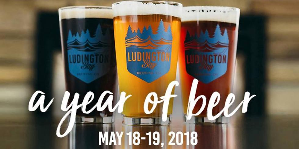 Ludington Bay Brewing Company's One Year Anniversary