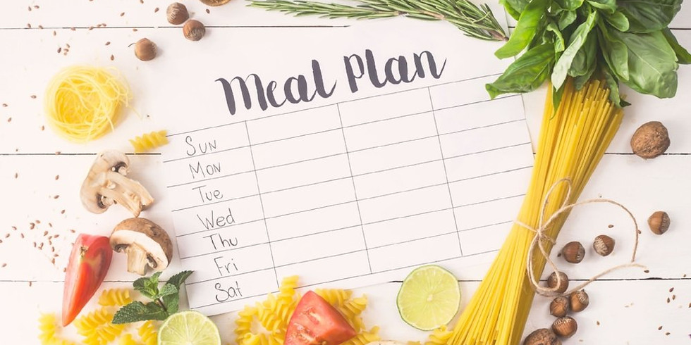 Make a Healthy Change: Meal Planning 101