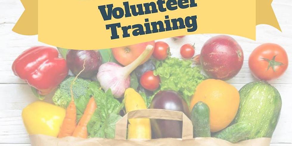 May Volunteer Training