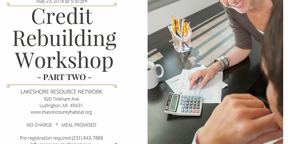 Credit Building Workshop