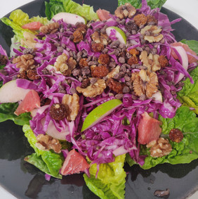SATIPO TEMPTATION  Christmas Salat /Julesalat