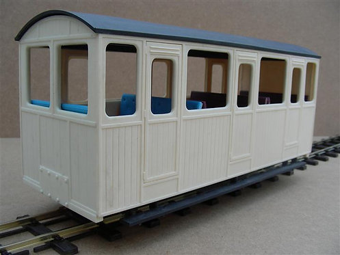 Classic Half Observation Four Wheel Coach