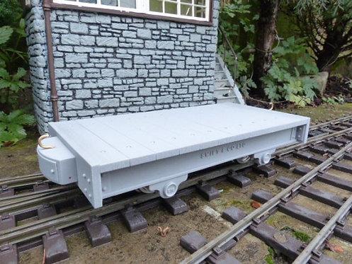 Large Flat Wagon