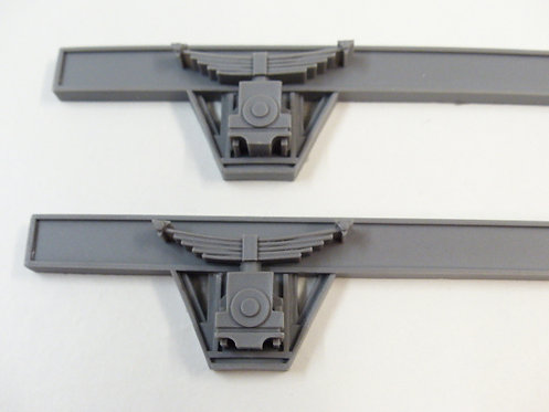 'I' Beam Chasis Rail Set