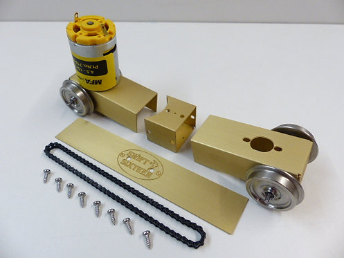 Adjustable Length Power Bogie