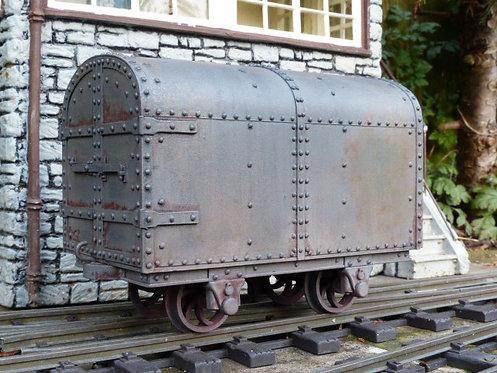Gunpowder Van